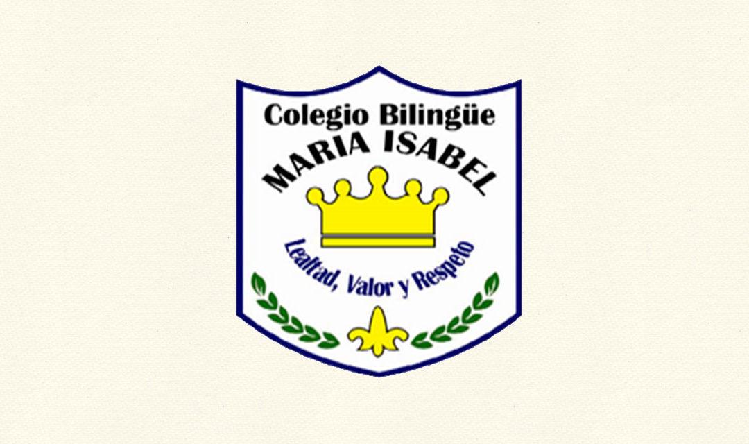 Colegio Bilingüe Maria Isabel Baile Moderno